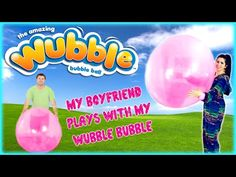 My Boyfriend Plays With My Wubble Bubble!! - YouTube