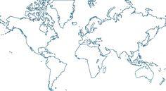 Resultado de imagem para riscos mapa mundi