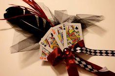 Playing card fascinator
