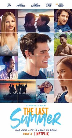 May 2020 - - Film Pictures - The Last Summer Netflix Movies To Watch, Good Movies On Netflix, Good Movies To Watch, Teenage Movie, Teen Movies, Teen Romance Movies, Best Romantic Movies, Night Film, The Last Summer