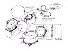 watch concepts. #id #industrial #design #product #sketch #s