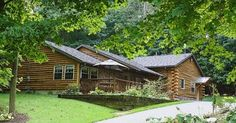 Amish Country Cabins, Berlin, Ohio - Sojourners Log Cabin Suites,