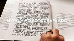 Livro Vivo Fotografando