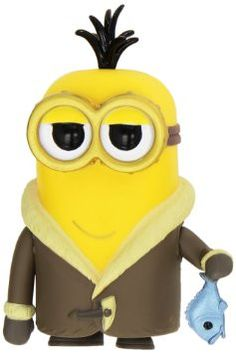 Funko Pop Movies: Minions - Bored Silly Kevin Vinyl Figure