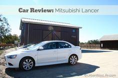 Car Review: 2014 #Mitsubishi Lancer GT #cars