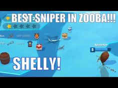 Zooba Battle Royale - SHELLY Gameplay #5 in iOS/Android | Free For All Battle Game - YouTube Minecraft Beads, Online Battle, Battle Royale Game, Battle Games, Ios, Android, Youtube, Free, Youtubers