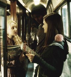 """""""He's lovely. They've been known to sing on Boxing Day, you know. Quibbler?"""""""