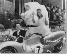 Elvis Presley and Ann Margaret in Viva Las Vegas, 1964