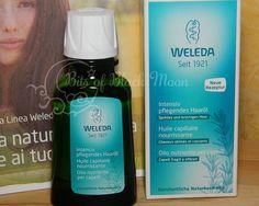 ★ Bits Of Black Moon ★ EcoBio Blog: [Review] Weleda - Olio Nutriente per capelli