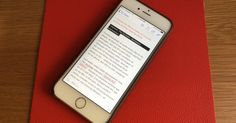 Ulysses for iPhone makes me consider writing articles on my phone  |  TechCrunch