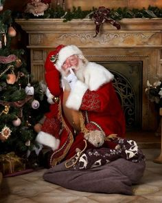 Santa is coming to town♥