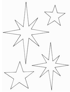 Coloring Outside the Lines Luxury Interessante Sterne Basteln Vorlagen Inspiration 2019 Christmas Colors, Christmas Time, Christmas Crafts, Christmas Decorations, Christmas Ornaments, Star Template, Templates, Silver Sharpie, Black Construction Paper