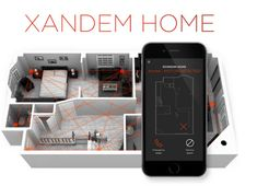 XANDEM HOME Security System Detects & Locates People Indoors