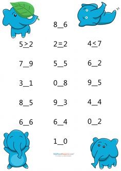 Entice your little learner into rudimentary math practice with a fun worksheet!