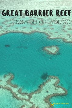 The ultimate guide to visiting the Great Barrier Reef in Australia, including tips and resources for diving and snorkeling.  | Everything Everywhere Travel Blog