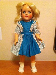 Ideal Toni Doll  16  P91  & Original Clothes by MartyandDocs, $125.00