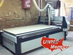 Our National Listings for Used Woodworking Machinery for the Week of 1-14-2013 include a Laguna Smartshop 4896 CNC ROUTER - $19,900.  See all of this weeks listings here . . . http://firstchoiceind.net/blog/?p=18484#