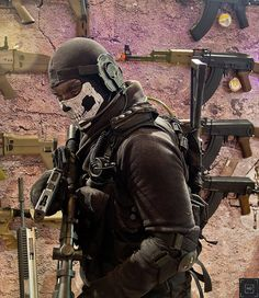 https://flic.kr/p/Cpw4hv | #ghost #photographer #cosplay #cosplayer #gamex #gamex2015 #callofduty #game #sigma50mm #lutfikirdar #guns #gun #nofilter