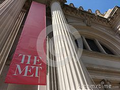 The Metropolitan Museum of Art, colloquially known as the Met. Located on 5th Avenue in Manhattan, New York City, the Met is the largest art museum in the United States of America.