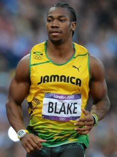 Yohan Blake #100m; 9.69 #Jaimaca