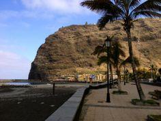 Puerto Tazacorte, La Palma, Canary Islands, Spain.
