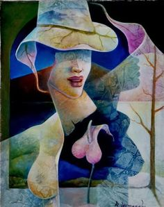 Albert Desmangles Albert Desmangles was born in Port-au-Prince on May 31, 1957. His interest in art...