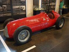 Alfa Romeo Alfetta tipo 158 (1950) - F1-winner-car | Flickr - Photo Sharing!