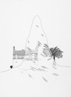 david hockney etchings of grimm's fairy tales - Google Search