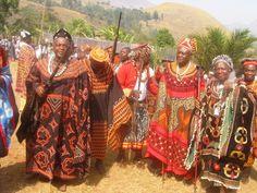 Diversidade de culturas nos Camarões