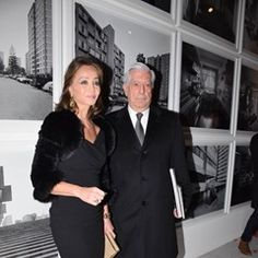 """Celebrities attend opening of """"Peruvian Artists in Hochschild Collection"""" in Madrid"""