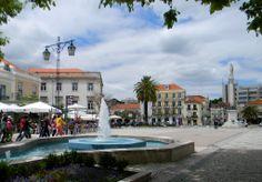Setúbal. Praça do Bocage.