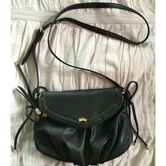 Black Juicy Couture Crossbody Brand new without tags!! Never used! Juicy Couture Bags Crossbody Bags