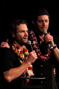 J2- Jared Padalecki & Jensen Ackles