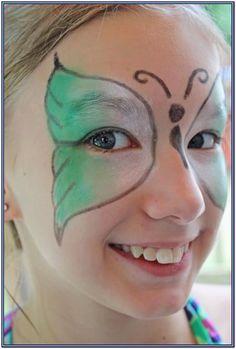 nice face painting kids face paint ideas child home face paint ideas kids Face Painting Supplies, Face Painting Designs, Painting For Kids, Painting Patterns, Halloween Makeup For Kids, Kids Makeup, Makeup Ideas, Halloween Ideas, Face Makeup