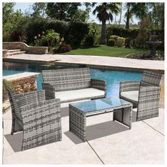 104 Best Home Decor Images On Pinterest Mesas Coffee Tables And - Why-wicker-patio-furniture-is-the-best-choice-for-your-outdoor-needs