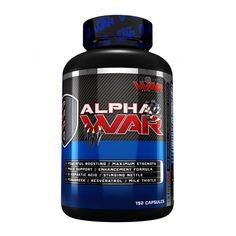 Body War Nutrition Alpha War Test Booster
