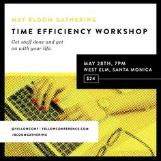 What are your plans for tonight? Come hang out with us at @westelmsantamonica as we listen to the amazing Beth from @bneatobar talk us through efficiency, getting organized and how to spend less time on the unimportant stuff so we can focus on the important stuff!  Also- we will be collecting bags of clothes to donate to the Downtown Women's Shelter- so clean out your closet beforehand and bring a bag! Great way to get organized and do some good!  LINK IN PROFILE ❤️