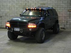 dodge+durango+4x4+lifted | lets see your lifted Durango's - DodgeForum.com