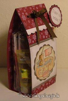 ~*Kreatives Tagebuch*~: Geschenktüten-Verpackung