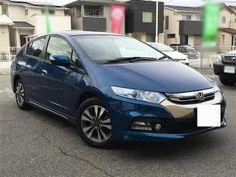 Honda Insight for sale from japan!! More Info: http://www.japanesecartrade.com/mobi/cars/honda/insight #Honda #Insight #JapanUsedCars
