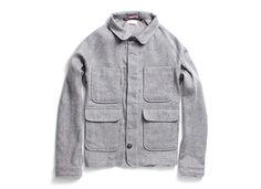 Apolis | Wool Linen Chore Jacket