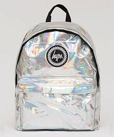 New Fashion | Rakuten.co.uk Shopping: Hype Holographic Backpack  Hype Holographic Backpack: HYPHOLOGR from New Fashion | Rakuten.co.uk Shopping