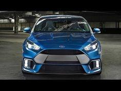 Полноприводный Ford Focus RS 2015 Форд Фокус РС 2015