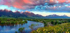Paradise Valley- Montana
