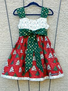 My little girl will wear dresses like this!