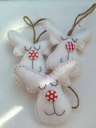 christmas decorations to make and sell - Google Search