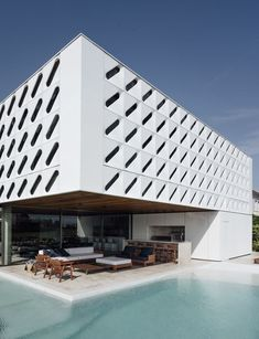 Gallery of Ventura House / Arquitetura Nacional - 22 Arch Architecture, Suites, Opera House, My House, Gallery, Building, Outdoor Decor, Cristiano, Home Decor