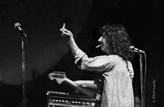 "Frank Zappa giving someone the finger at a show — Image by © Elliott Landy/Corbis. The ""you're not worth my time, punk"" flip (circa The Band, Van Morrison, Joan Baez, Frank Zappa, Janis Joplin, Bob Dylan, Jimi Hendrix, Music Is Life, My Music"