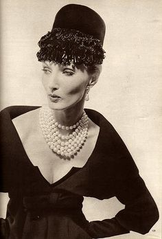 Vogue Sept 1958 William Klein
