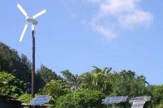 Generating Off-Grid Power: The Four Best Ways -by Collin Dunn o April 10, 2008 #OffTheGridPower